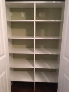 Bathroom Built-In, Pantry, Walk-in & Reach-in Closets - Boiling Springs, SC