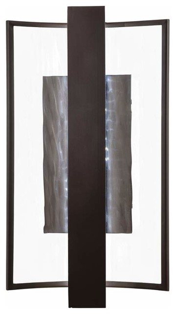 Kovacs P1207-615b-L Sidelight Led Outdoor Wall Sconce.