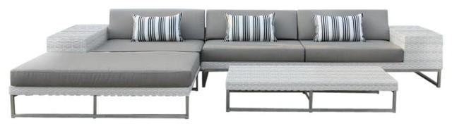 Dreier Sofa outdoor wicker sofa sectional 3 resin set ezhandui com