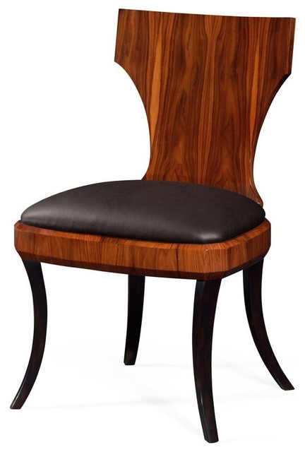 Art Deco Style Chair Transitional