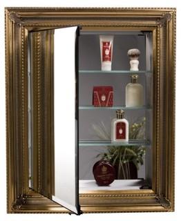 2009 Bathroom 3 door medicine cabinet   Bathroom Wall Cabinets 2011