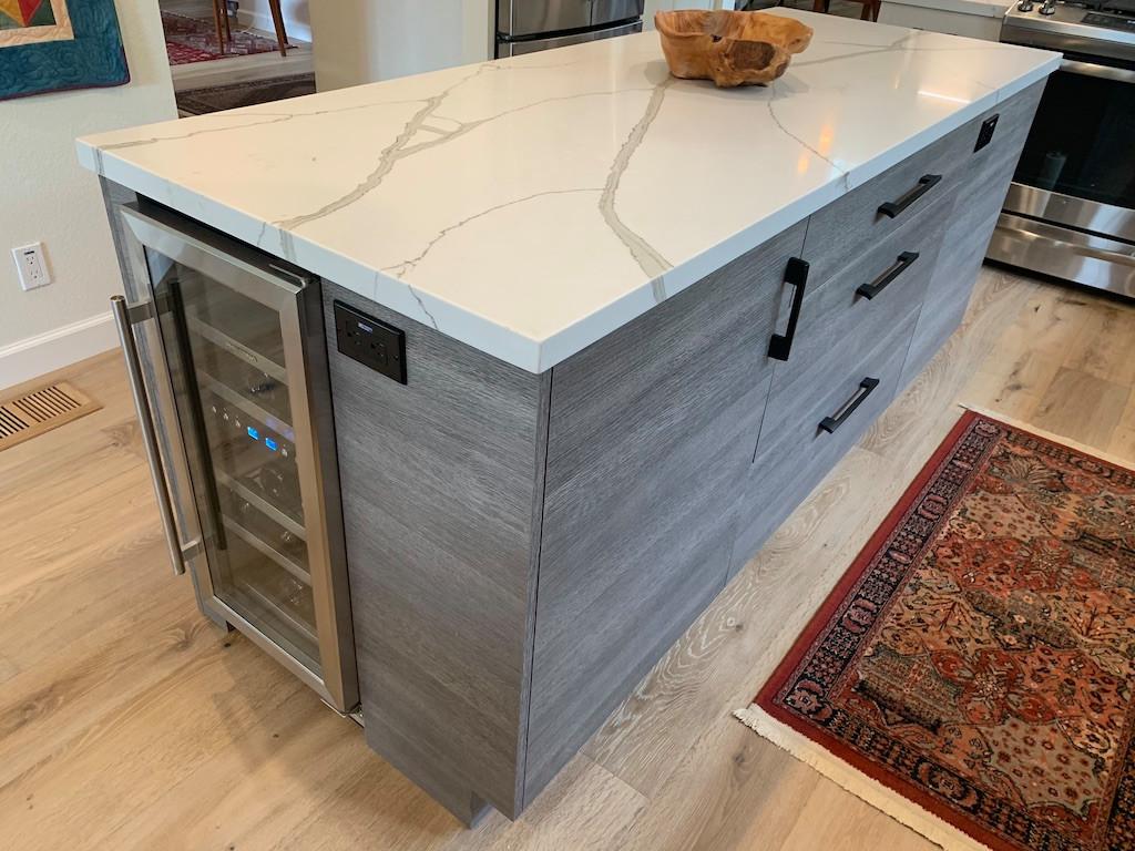 Modernized Kitchen Expansion
