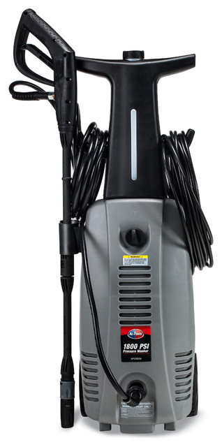 All Power All Power 1,800 PSI Electric Pressure Washer - Outdoor Power ...