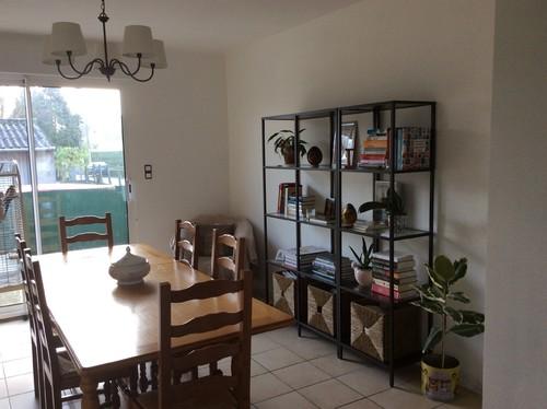 ma salle manger est quasi termine quelle couleur pour les murs - Quelle Couleur Pour Une Salle A Manger
