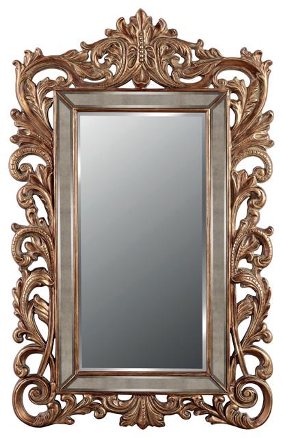 """Grenfell Floor Mirror, 57""""x91""""."""
