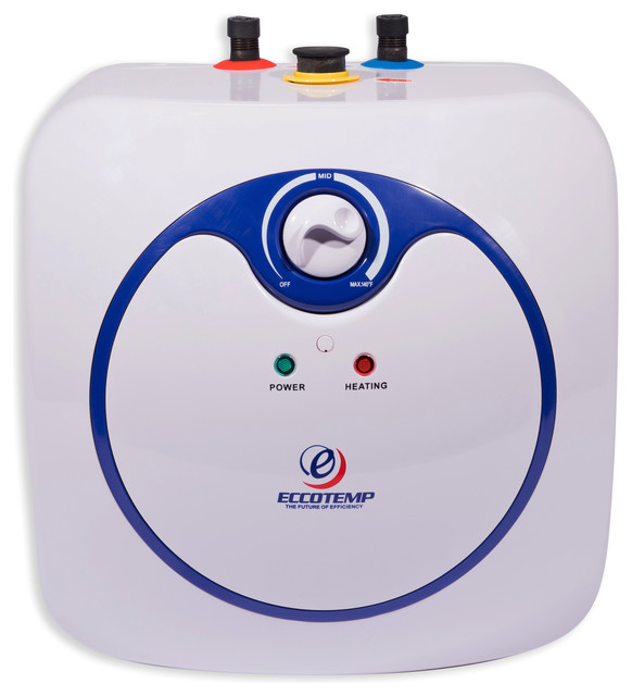 Eccotemp Em-4 Electric 4.0 Gallon Mini Tank Water Heater.