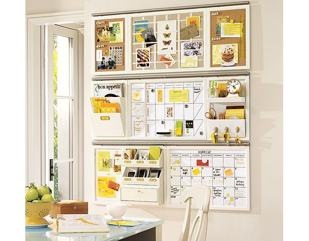 Home office - modern home office idea in Other