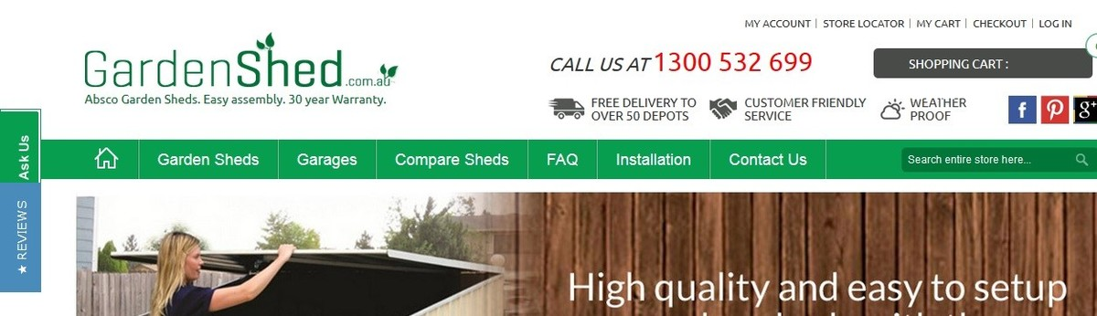 Garden shed melbourne vic au 3000 for Houzz pro account cost