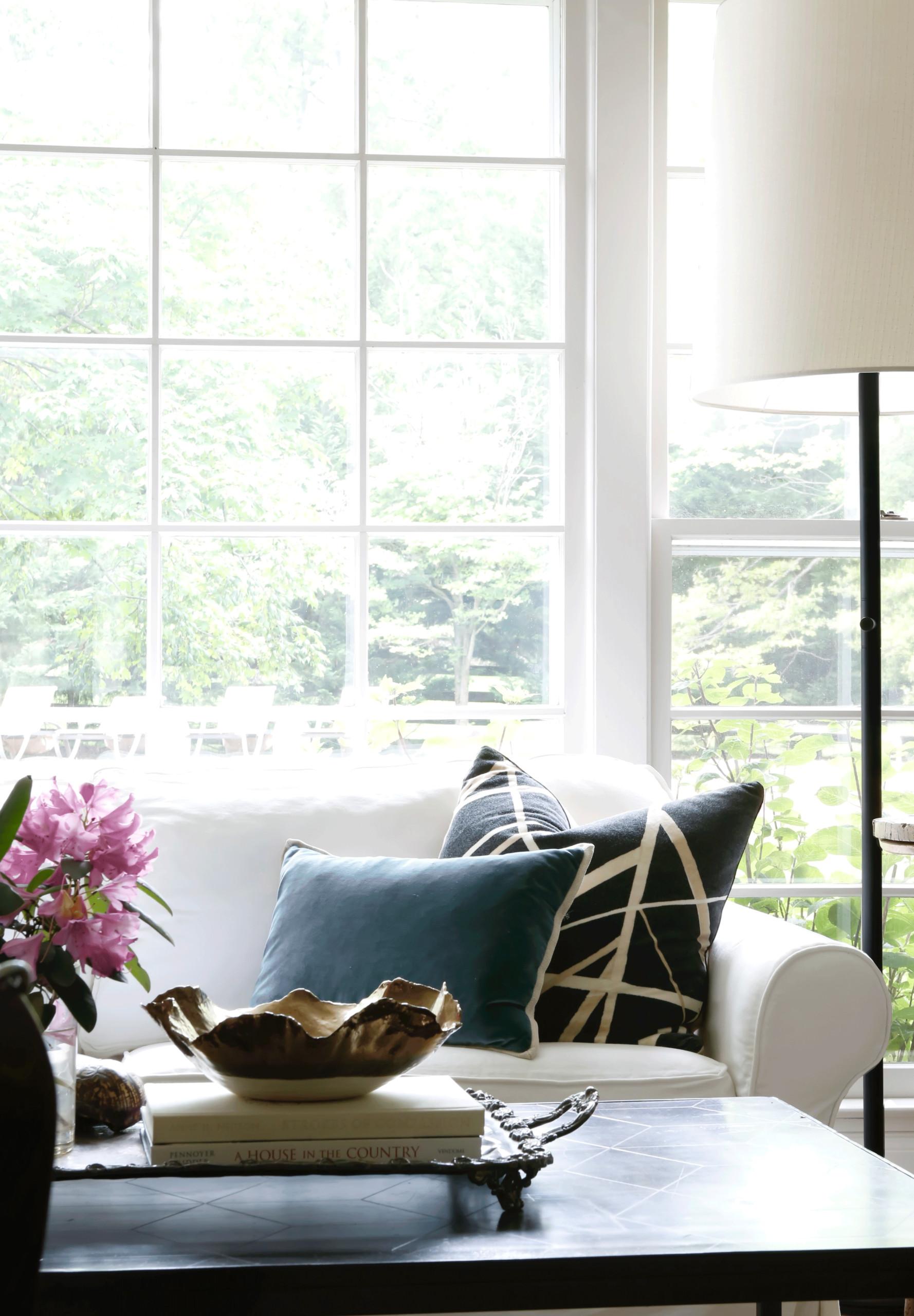 Fresh Living Spaces