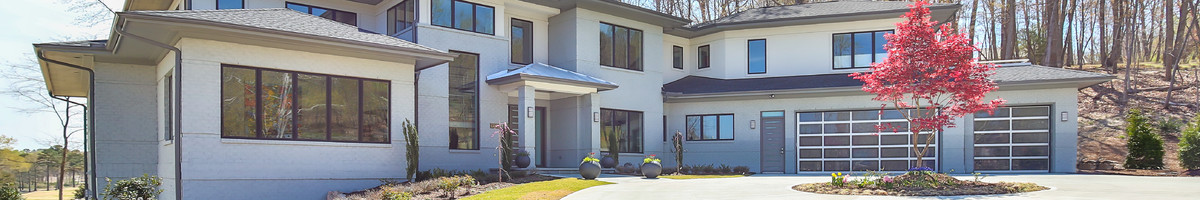 Modern Custom Home In Governors Club Chapel Hill Nc