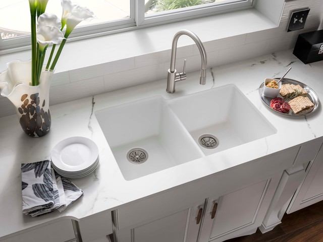 Elkay E Granite Kitchen Sinks By Elkay