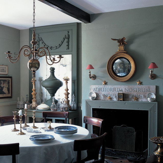 Secrets Of A Quintessential English Home