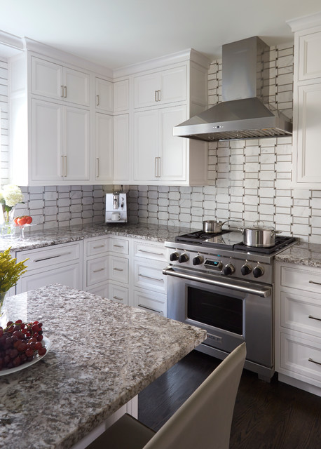Wilmette Illinois Transitional Chicago By Ddk Kitchen Design Group