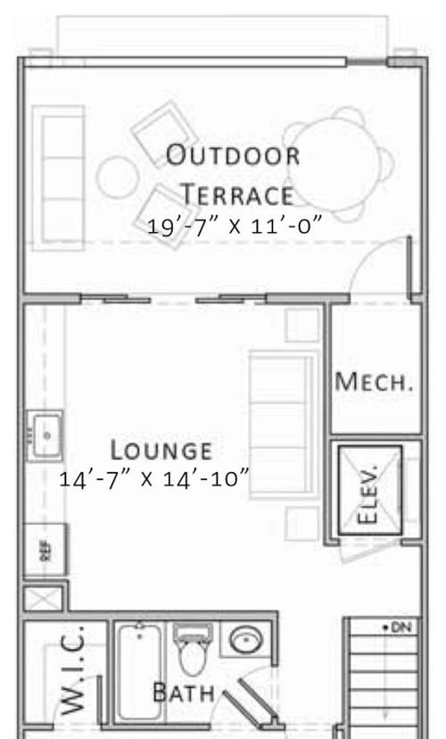 Rooftop Lounge Furniture Plan Help Needed