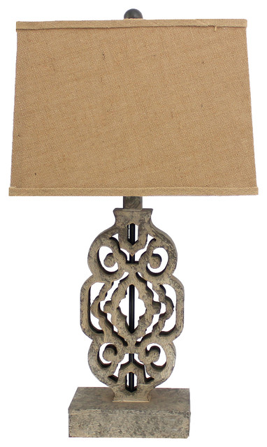 Azteca Table Lamp.