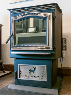 Stop by our showroom and look at Pellet Stoves