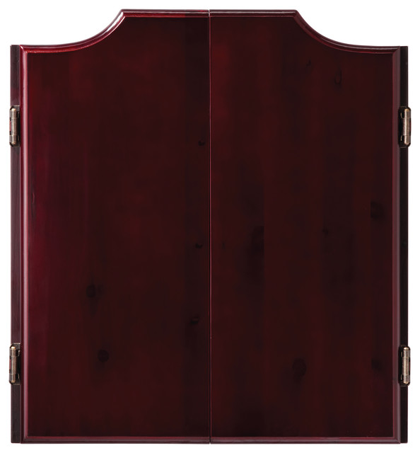 Hudson Dartboard Cabinet - Traditional - Darts And Dartboards - by GLD Products