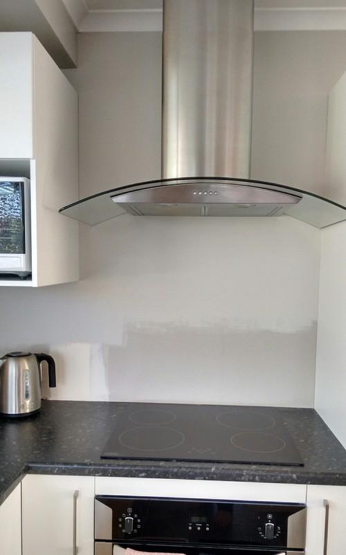 Tiled Kitchen Splashback Advice