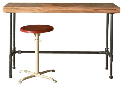 Urban Wood Goods Modern Industry Reclaimed Wood Desk