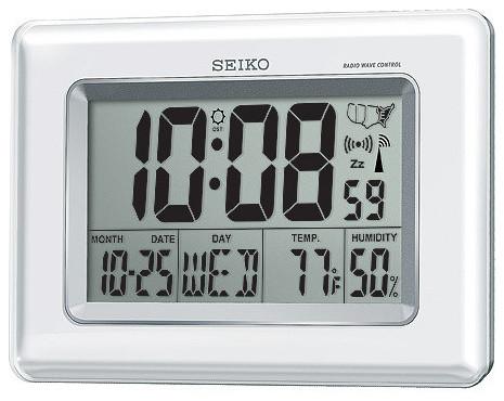 Seiko Clock Seiko Radio Controlled Wall Or Desk Clock
