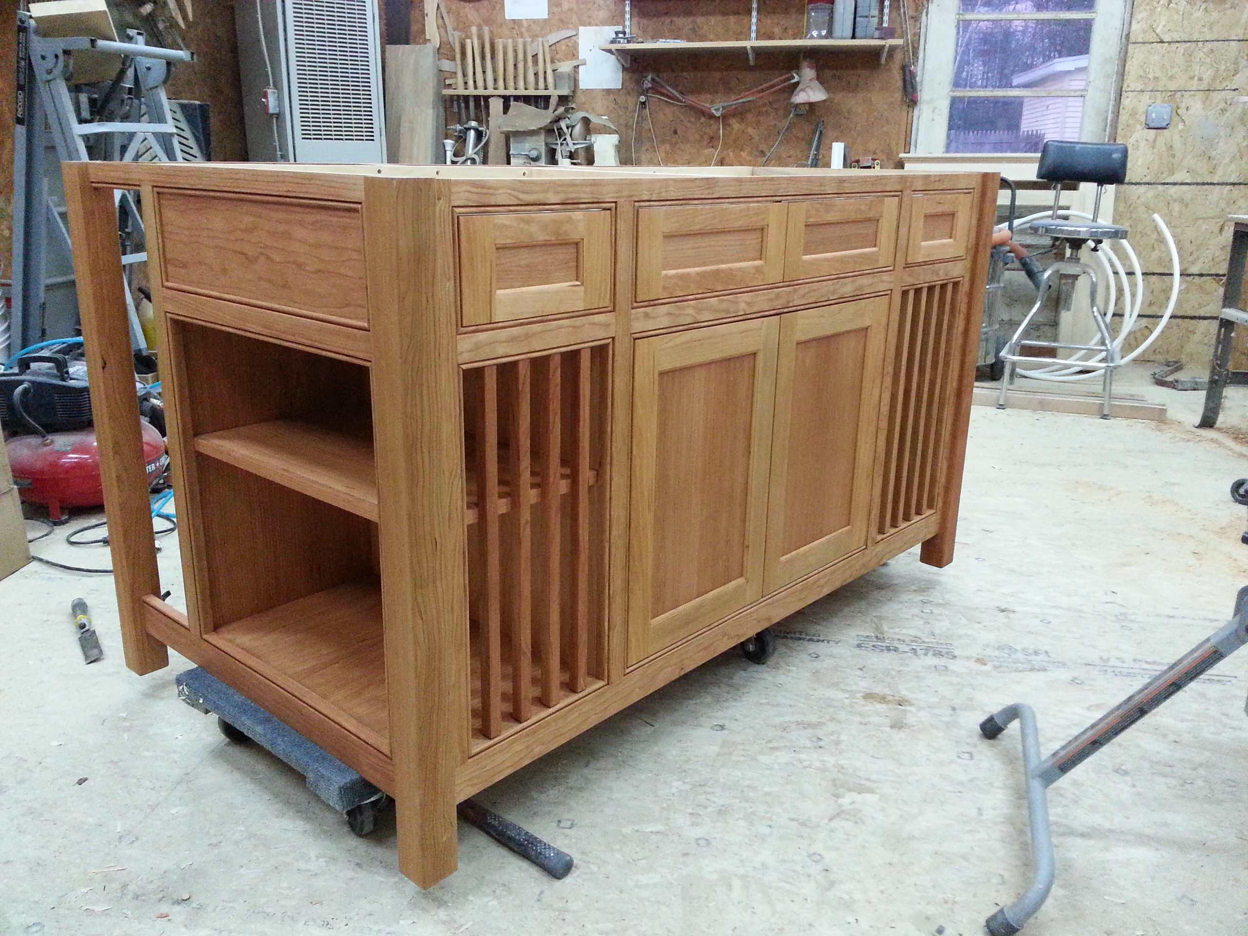 Custom Cabinet & Casework