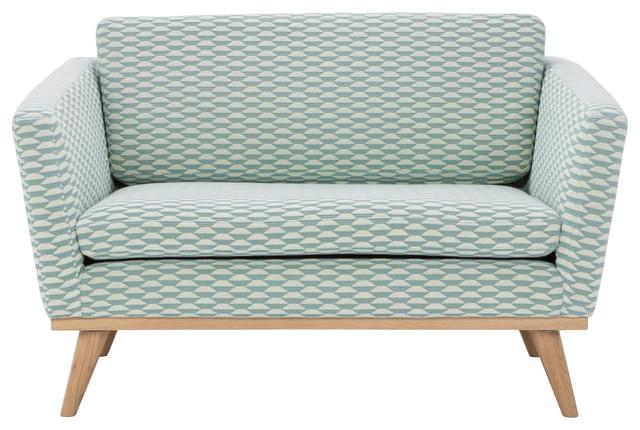 Love Seat Sofa, Bakou Celadon