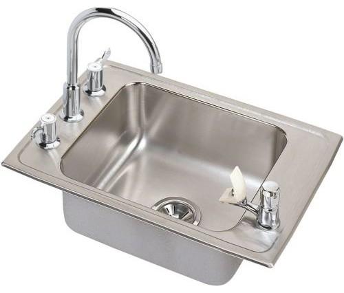 Elkay Drkad222065c Combination Utility Sink Fixture.