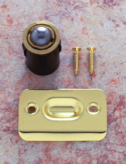 How To Adjust Spring Loaded Door Ball Catch