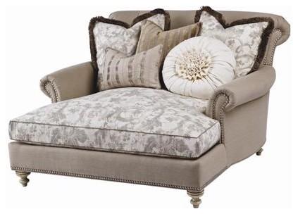 #9603 Parson Flax Chair U0026 A Half