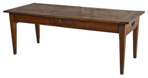 19th Century French Farmhouse Table  furniture