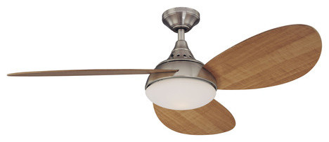 Shoptagr shop harbor breeze 52 inch avian ceiling fan brushed lowes shop harbor breeze 52 inch avian ceiling fan aloadofball Choice Image