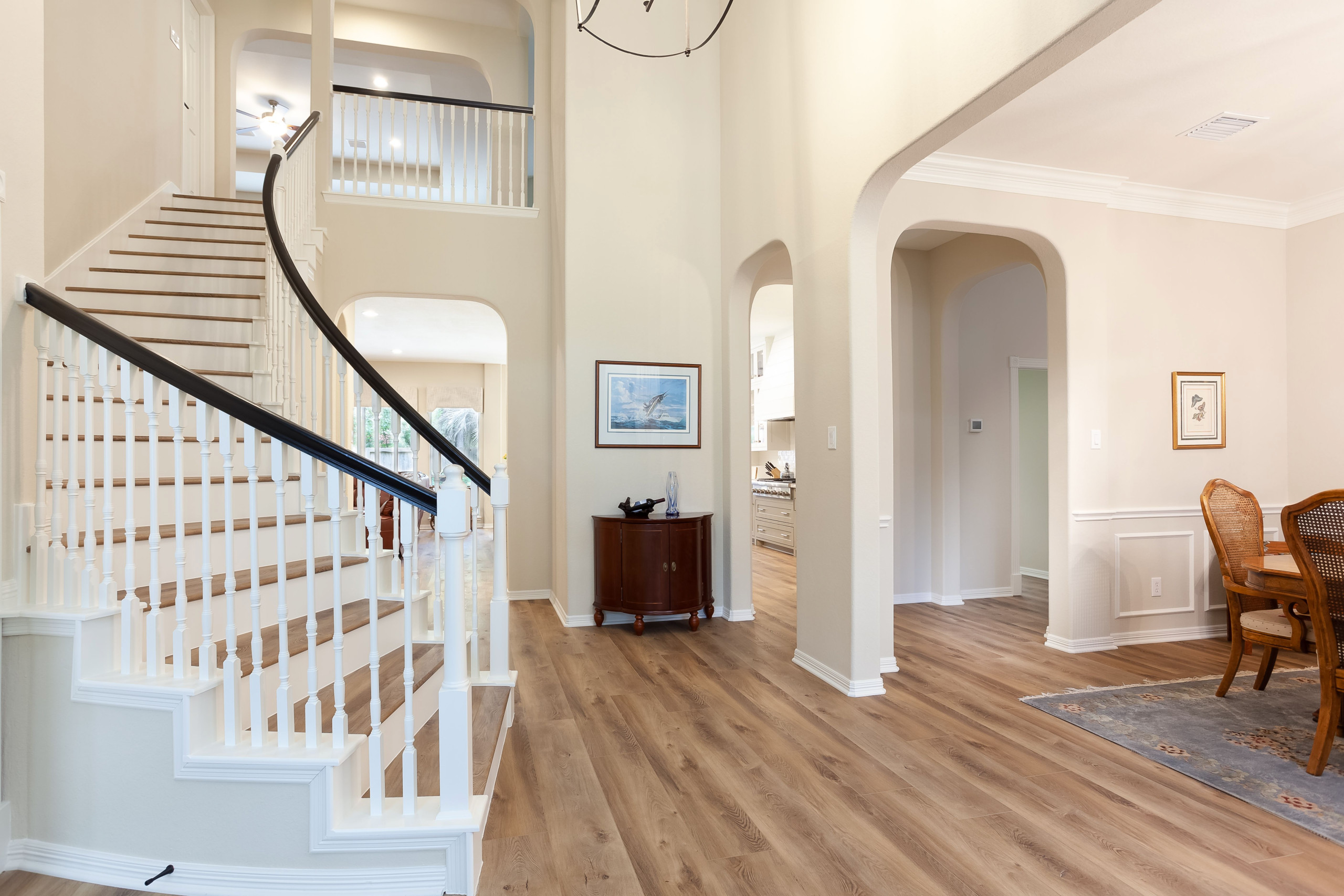 Total 2 story home interior makeover