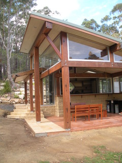 Cabanna Rustic Central Coast By Telfer Constructions