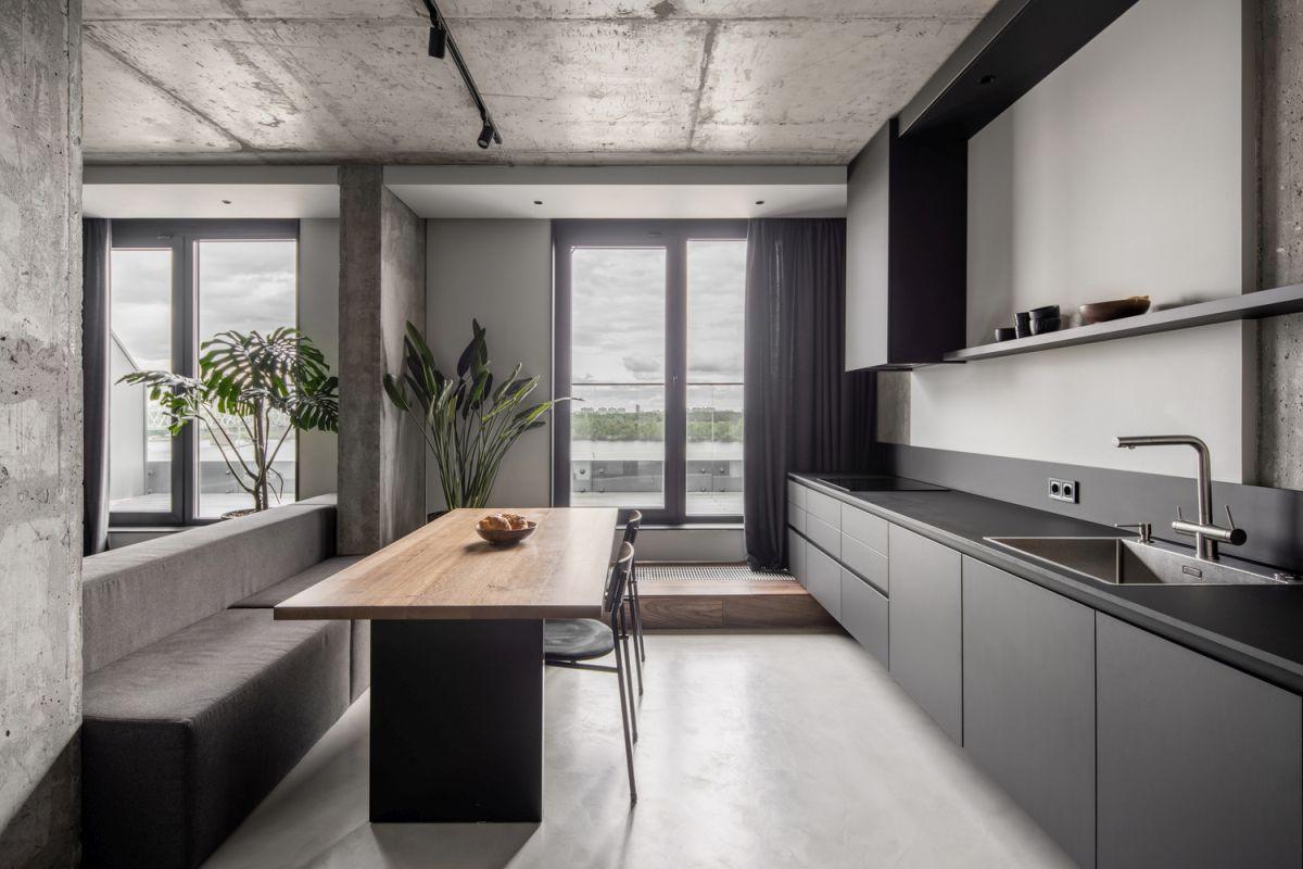 Kitchen - modern kitchen idea in Sydney