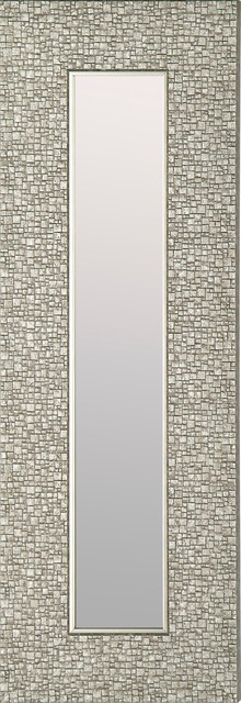 Hobbitholeco Narrow Designer Accent Mirror, Set Of 3.