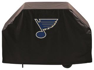 """60"""" St Louis Blues Grill Cover by Covers by HBS"""