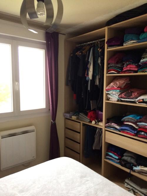 comment fermer mon dressing. Black Bedroom Furniture Sets. Home Design Ideas