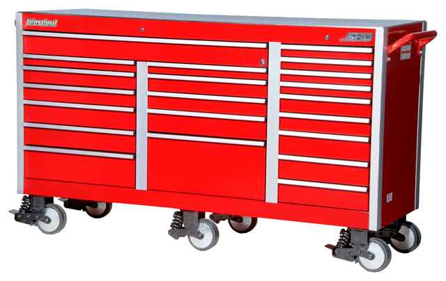 73 Quot Super Heavy Duty Deep Tool Cabinet With Stainless