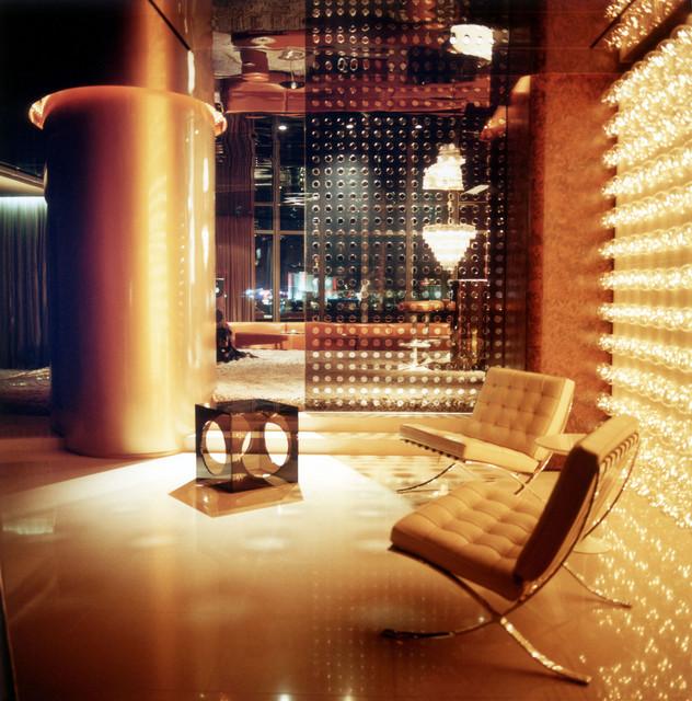 Breitling Penthouse Modern Las Vegas By Aka Design Co