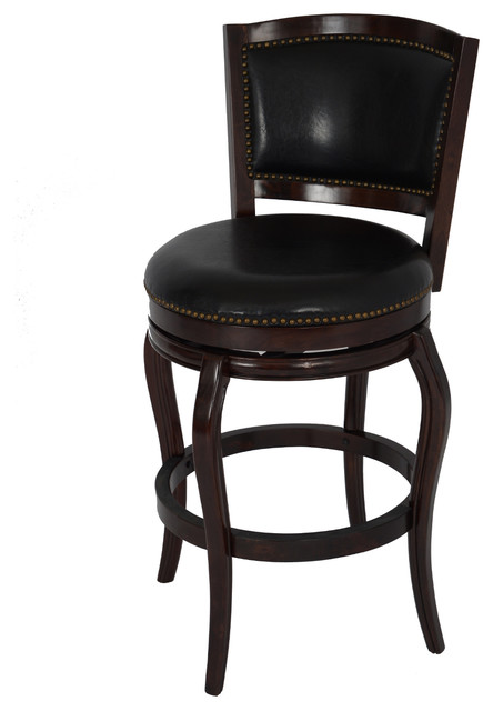 Boraam Industries Inc 29 Quot Harris Memory Swivel Stool