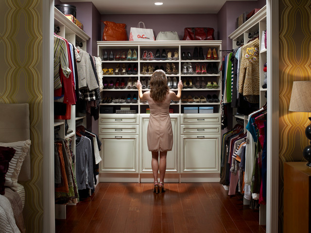 Closet Organization walk in closet organization | houzz