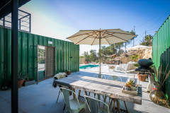 Spain Houzz: A Shipping Container Home Designed to Blend In