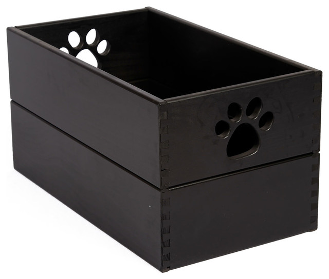 Dynamics Home Indoor Pet Play Toy Storage Box