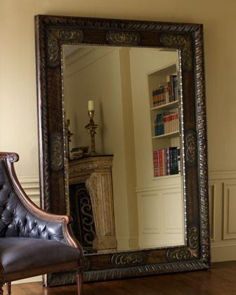 Great Fabulous Edward Floor Mirror More Info.