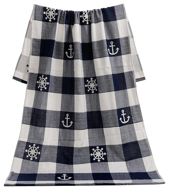 Children and Adults Cotton Bath Towel With Lovely Pattern