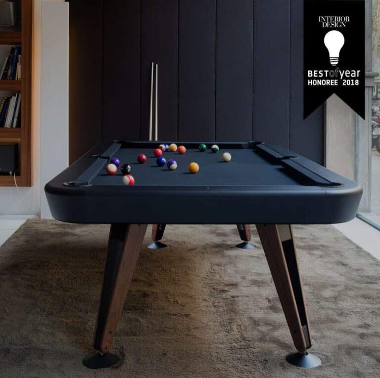 Indoor Convertible Game Tables by RS Barcelona