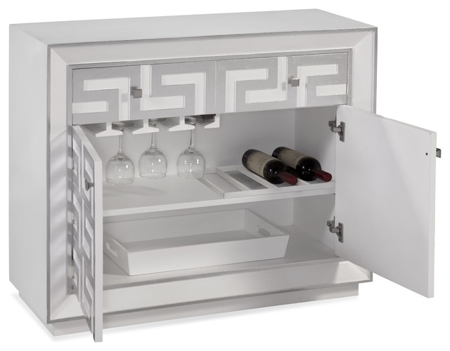 Loria Hospitality Cabinet - Contemporary - Wine And Bar Cabinets ...