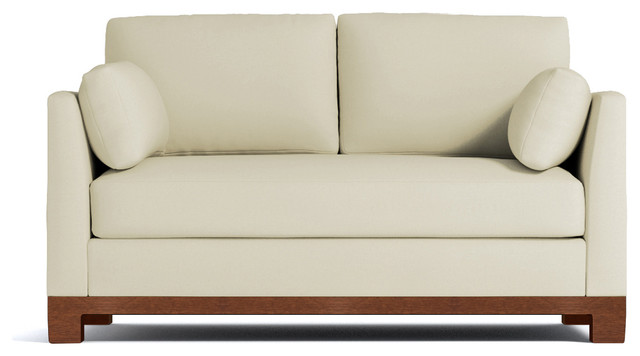 Avalon Apartment Sized Sofa Contemporary Sofas By