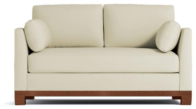 Avalon Apartment-Sized Sofa - Transitional - Loveseats - by Apt2B