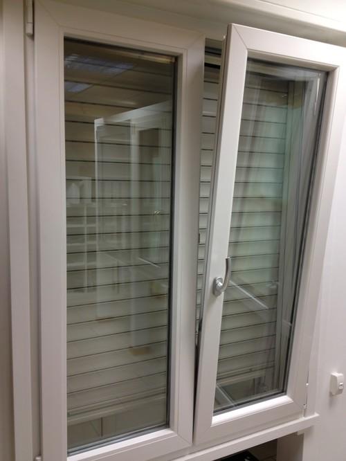 Abbinamento porte finestre e pavimento - Finestre bianche ...